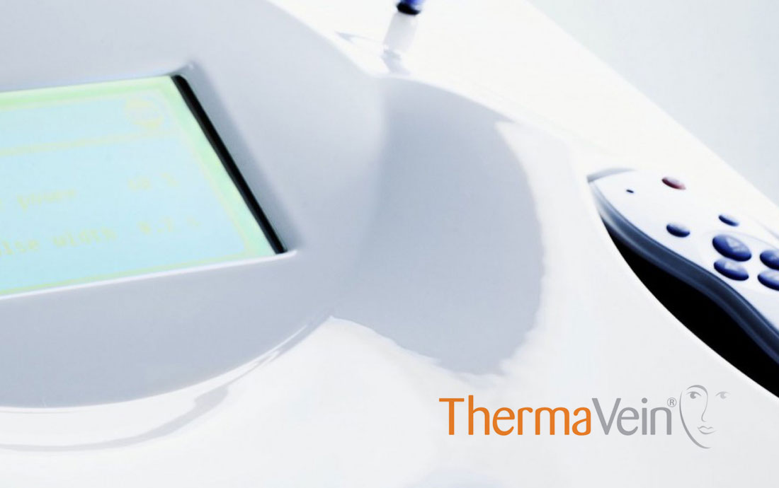 Thermavein, red vein removal, machine
