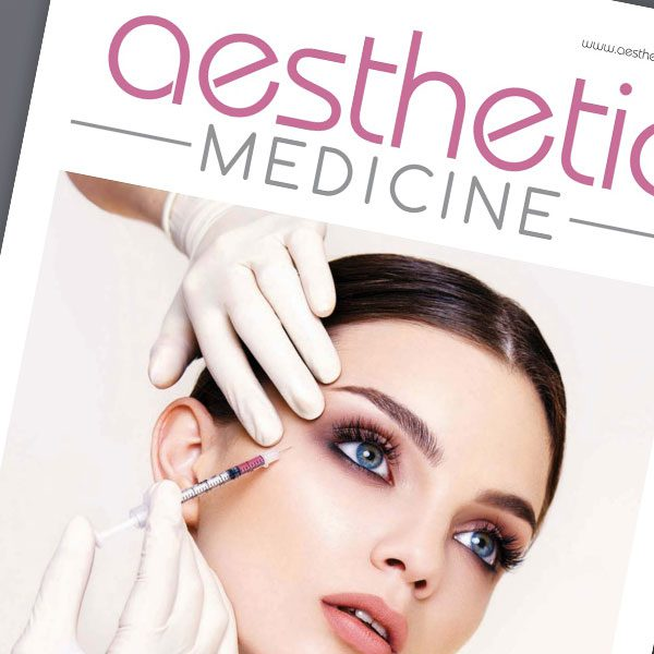 Aesthetics Medicine magazine, Kelly Saynor , product review