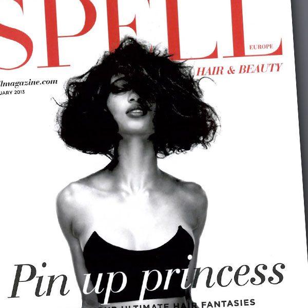 Spell magazine, Kelly Saynor