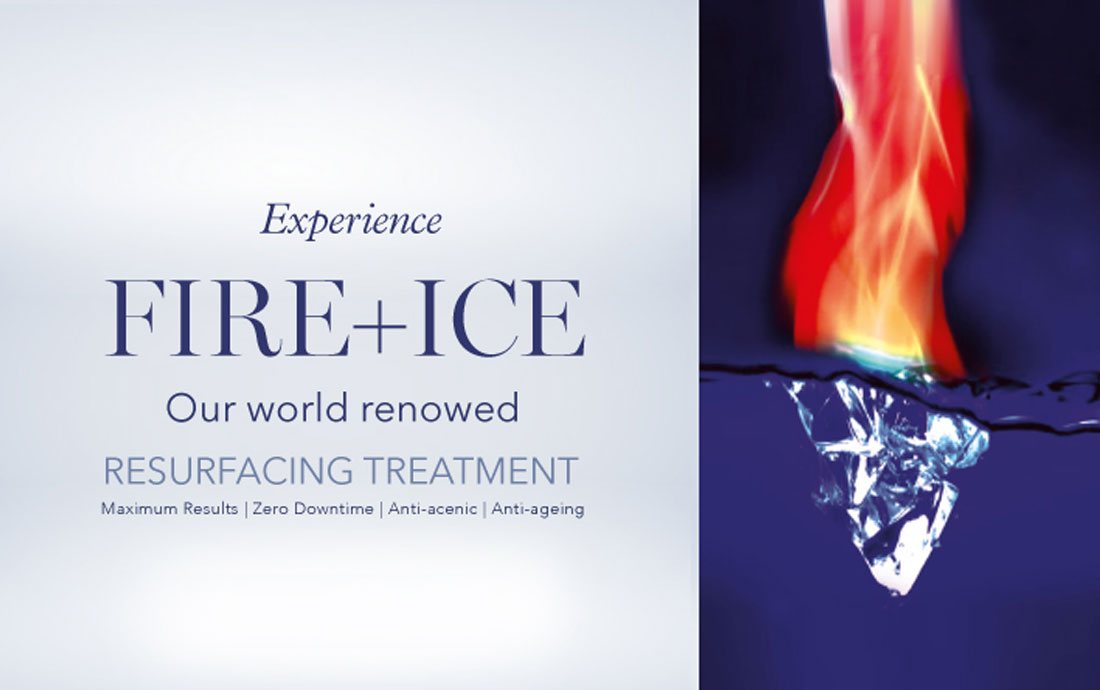 Renew Medical Aesthetics, Cheshire, IS Clinical Fire & Ice Medical Facial