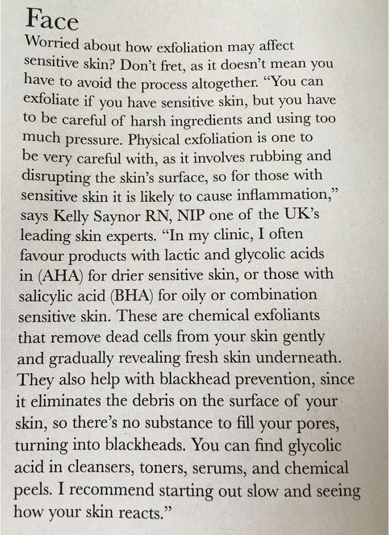 Kelly Saynor, Black Hair Magazine