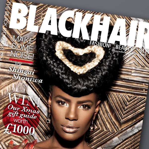 Kelly Saynor, Black Hair Magazine