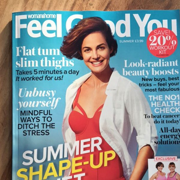 Kelly Saynor, Feel Good You magazine